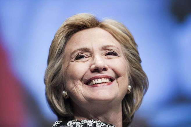 La ex secretaria de Estado de EEUU, Hillary Clinton.