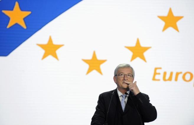 Jean-Claude Juncker, ganador de las elecciones europeas.