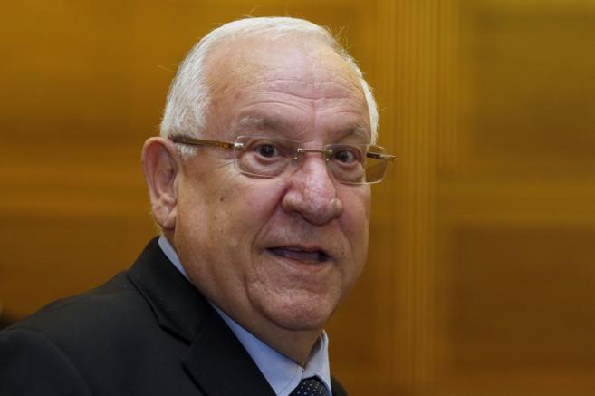 El flamante presidente israelí, Reuven Rivlin.
