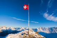 Los Alpes suizos (Foto: Gtresonline).