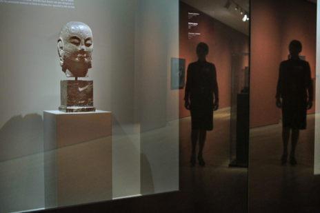 Una de las piezas de la exposición.