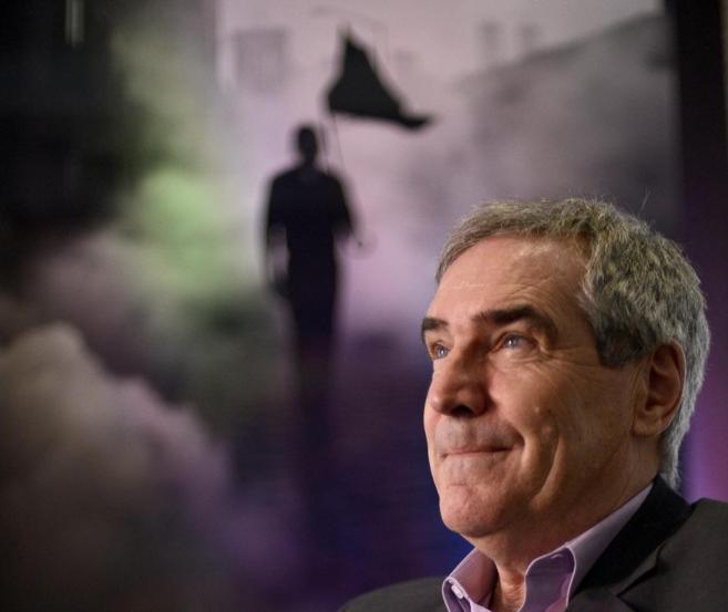 El historiador y periodista Michael IgnatieffI.