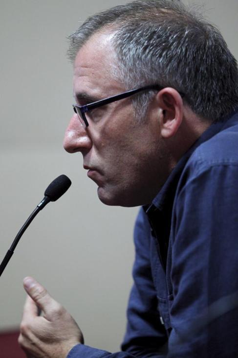 José Luis Acosa, presidente de SGAE.
