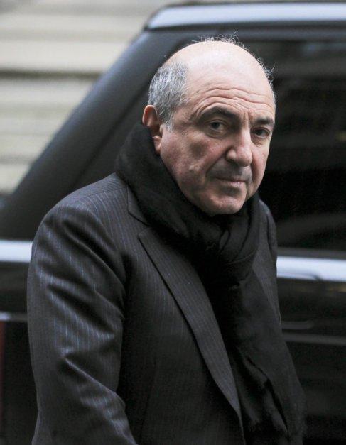 El magnate Boris Berezovsky se hizo rico gracias a los favores de...