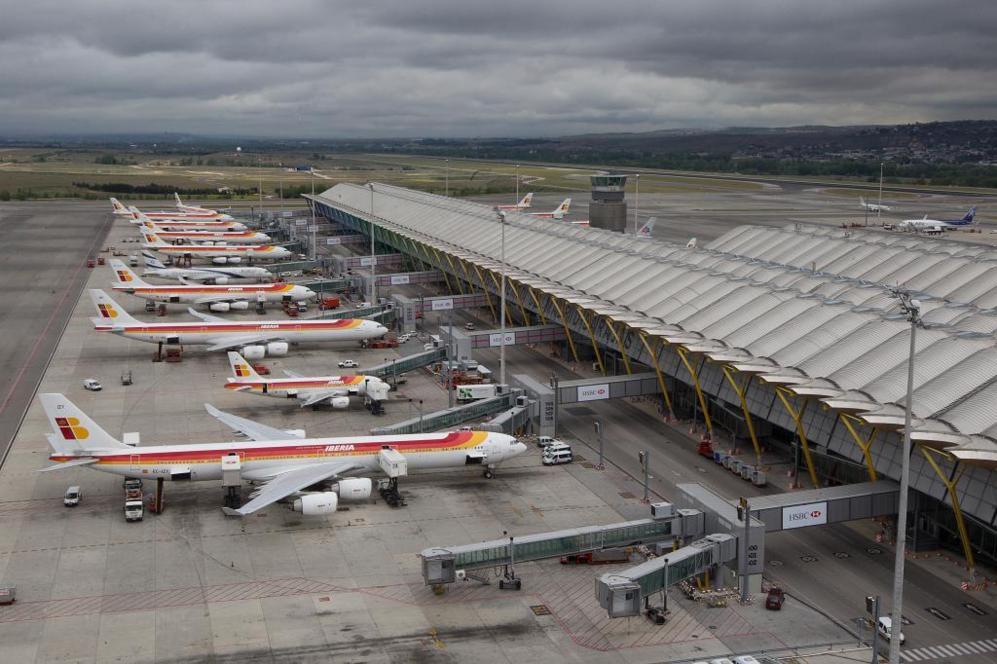 Terminal 4 del aeropuerto Adolfo Suárez Madrid-Barajas.