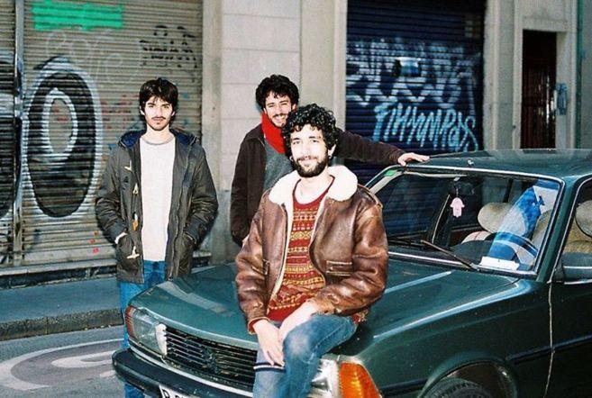 La banda Da Souza quan encara eren tres membres.
