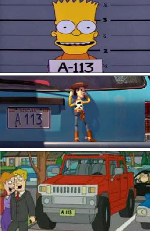 'Los Simpson', 'Toy Story' y 'Padre Made in...