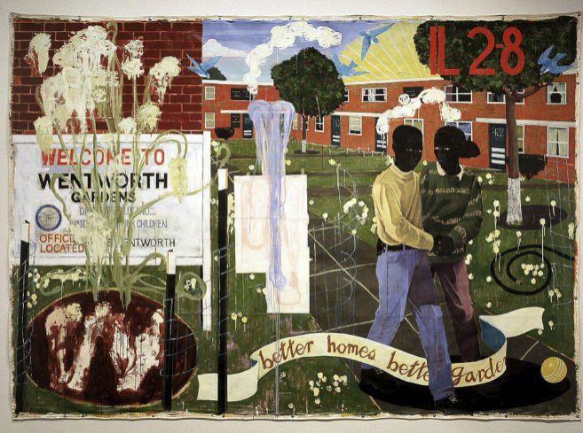 'Better Homes, Better Gardens' ('Mejores casas, mejores...