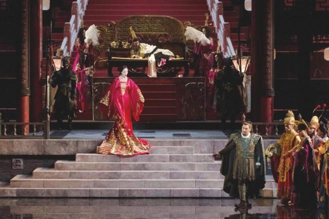 'Turandot' en el Palau de les Arts.