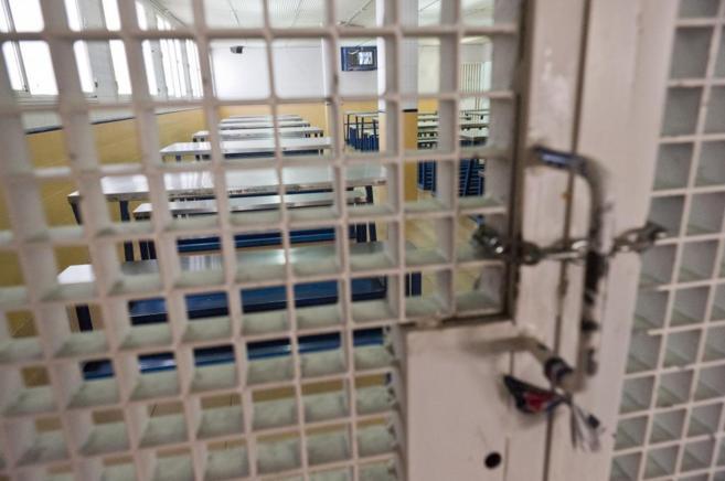 Imagen de las instalaciones del Centro de Internamiento de Extranjeros...