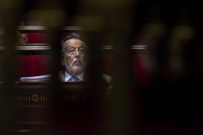Alfonso Grau, en el Ayuntamiento de Valencia.