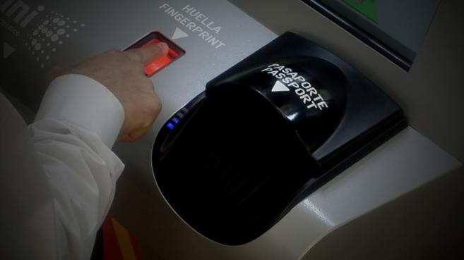 Imagen del sistema ABC de Indra usado en El Prat y Barajas.