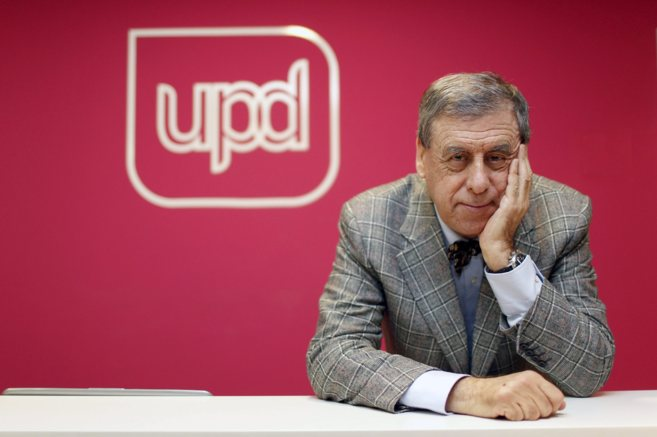 Francisco Sosa Wagner, eurodiputado de UPYD.