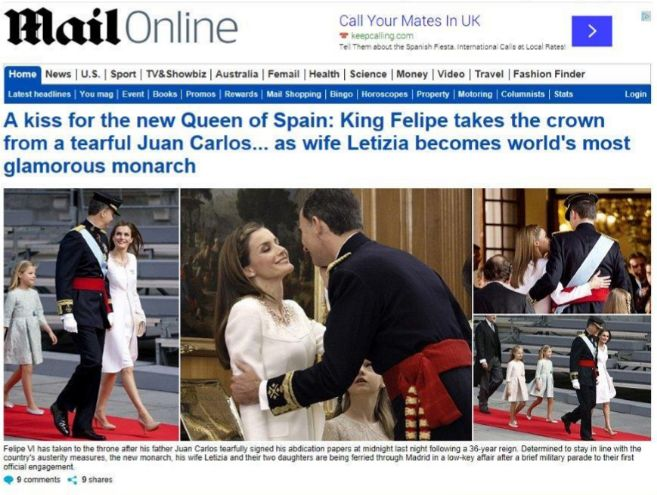 Imagen del Daily Mail.