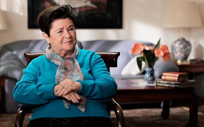Amalia Miranzo, en una imagen del documental 'Las constituyentes', de...