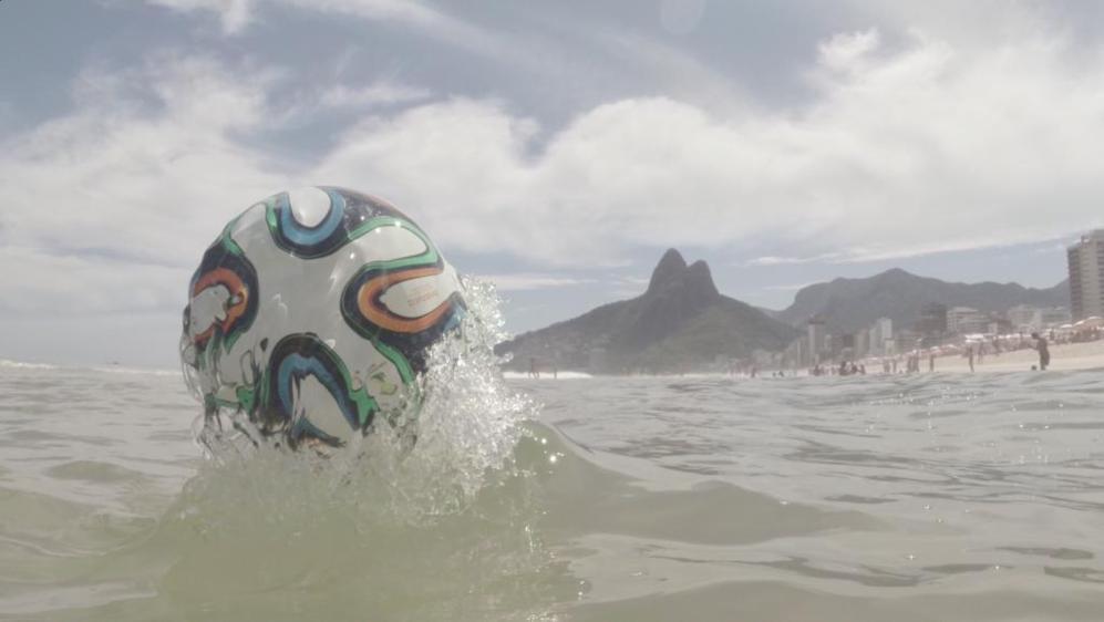 Una de las imágenes de la serie documental 'Destino Brasil...