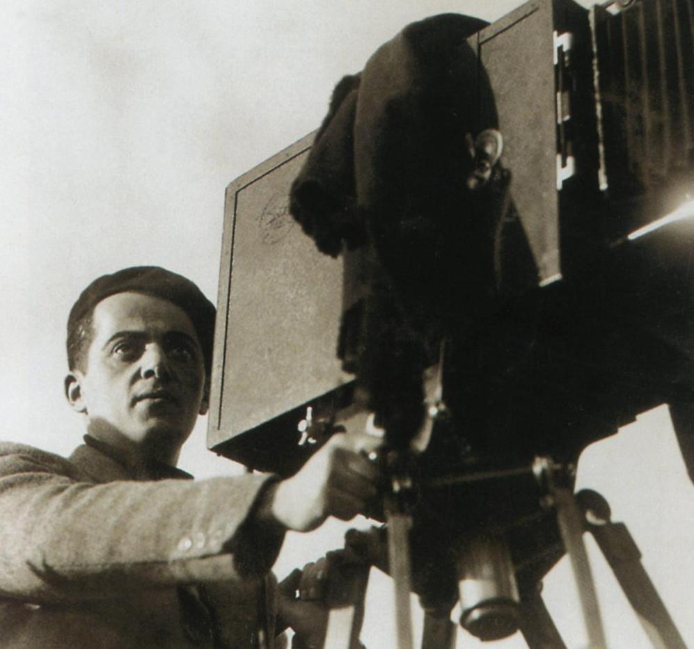 El cineasta Jean Vigo