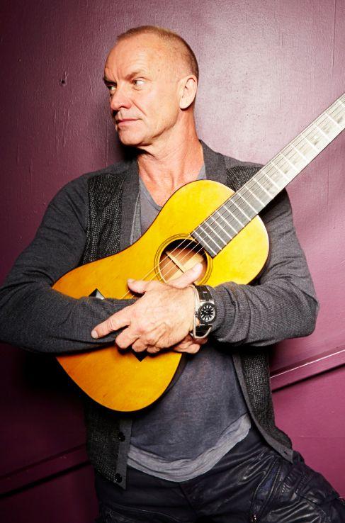Sting, en una imagen de archivo.