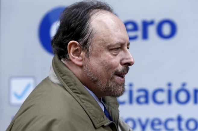 Luis Fraga, en la Audiencia Nacional el pasado 28 de mayo.