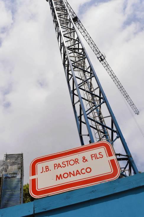 La familia Pastor amasó su fortuna construyendo en Mónaco.