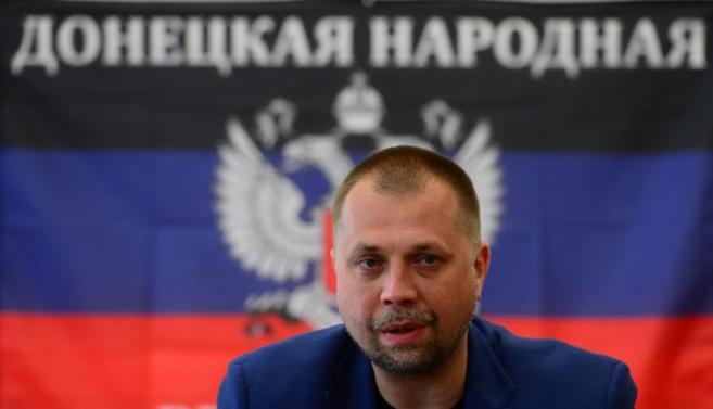 Aleksander Borodai, primer ministro de la autoproclamada república de...