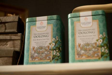 Dos cajas del preciado té comercializado por la 'East India Company'.