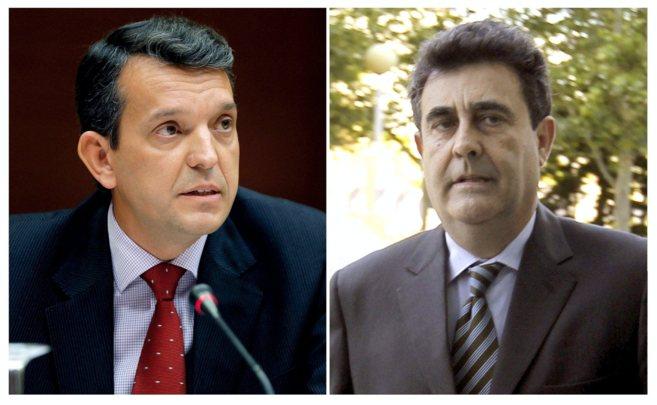 Jorge Vela y Luis Lobón se mantienen como imputados por cuatro...