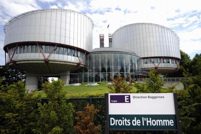 La sede del Tribunal Europeo de Derechos Humanos, en Estrasburgo.