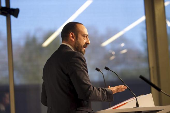 El ex diputado de Ciutadans Jordi Cañas