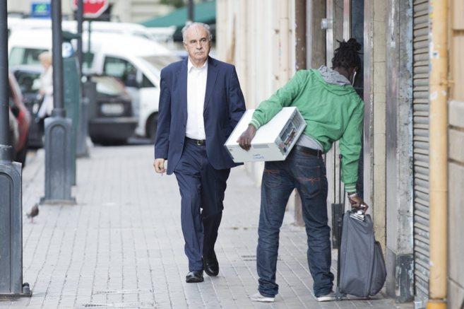 El ex conseller Rafael Blasco en una imagen de archivo.