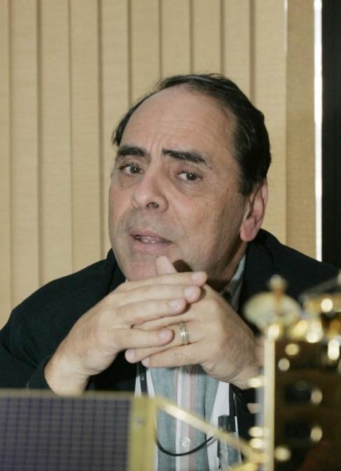 Héctor Navarro, ministro de Energía.
