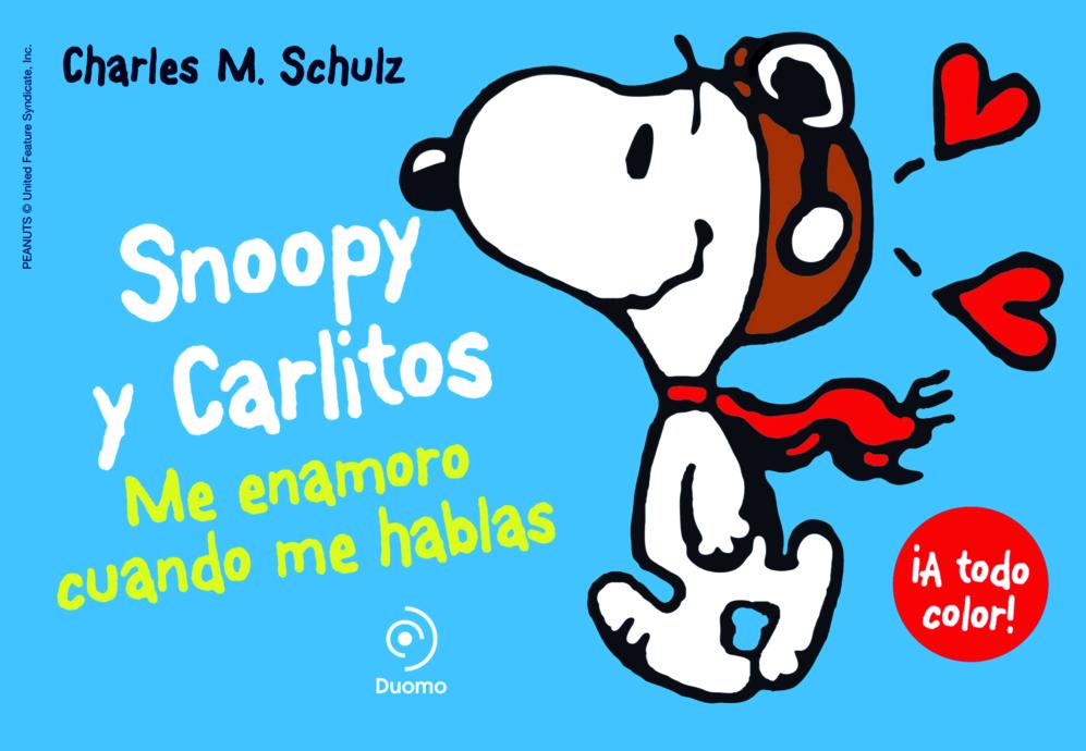 Cian Magenta Snoopy Cómic El Mundo