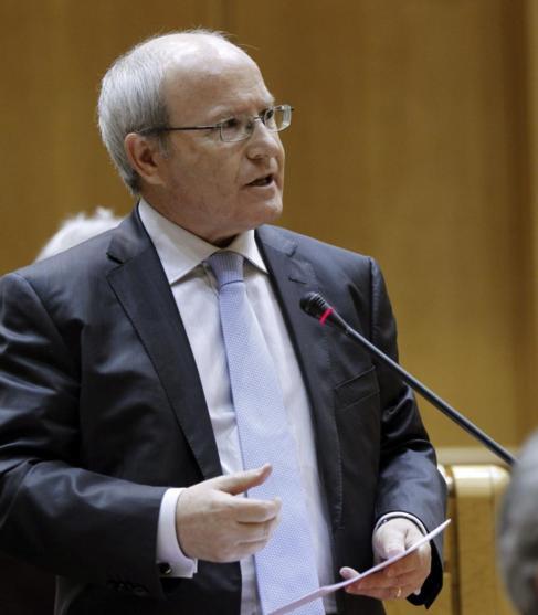 El ex president de la Generalitat, José Montilla