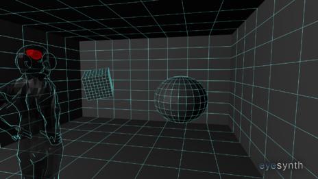 Infografía de la simulación.