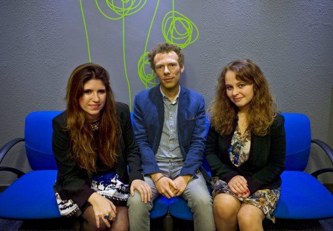 Cristina Pérez, Olga Plets y Joris Van Dyck son los miembros...