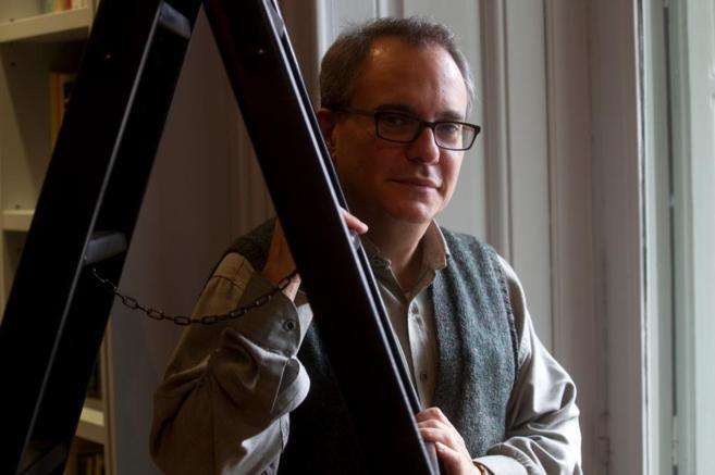 El escritor Pablo D'ors.