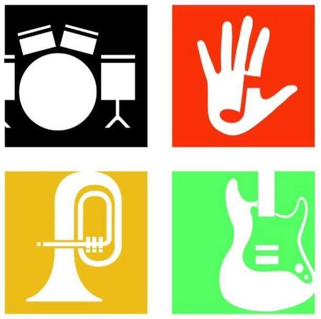 El logotipo del Festival de Música Accesible de Bilbao.