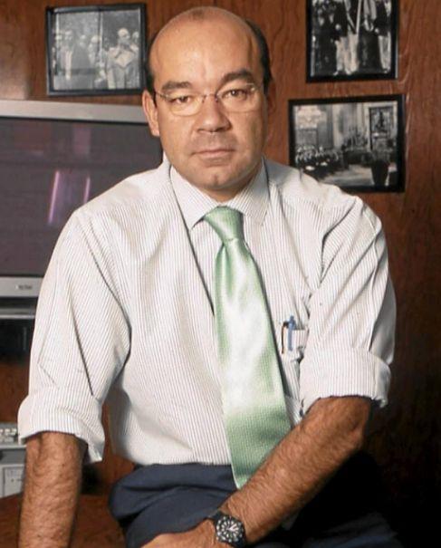 El periodista Ángel Expósito.
