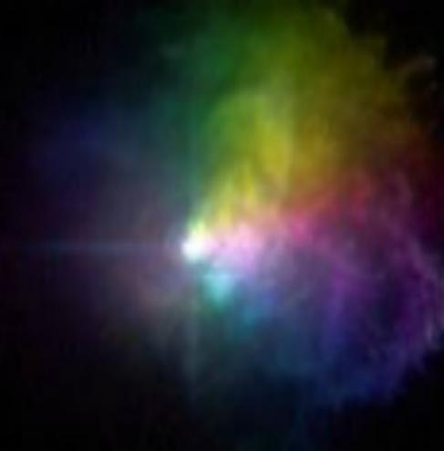 Canis Majoris fotografiada por el telescopio Hubble