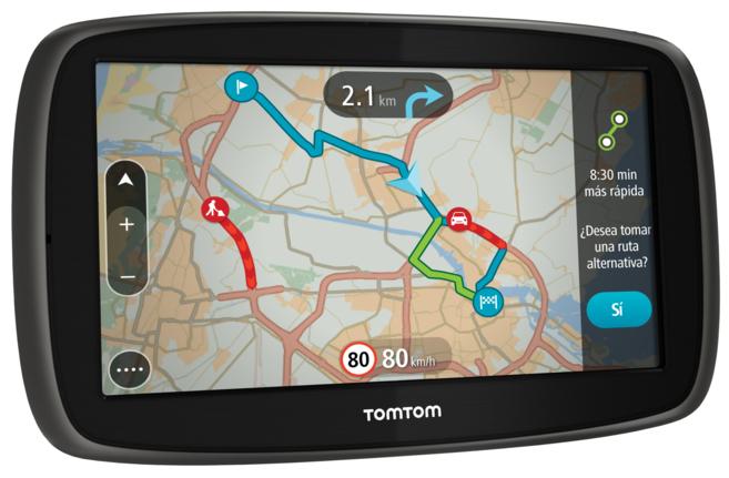 ¿Móvil o navegador GPS?