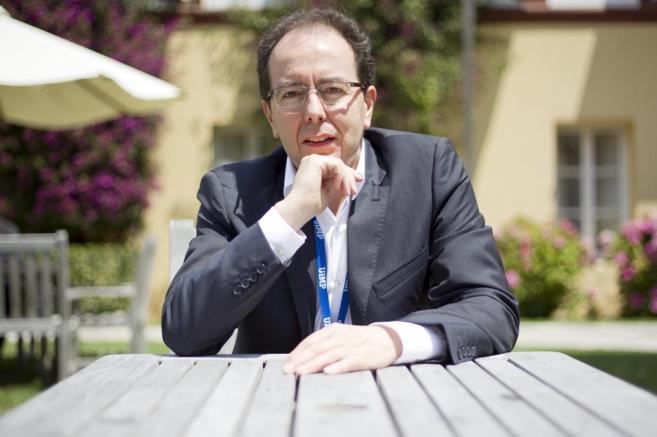 El director de la AEPD José Luis Rodríguez Álvarez