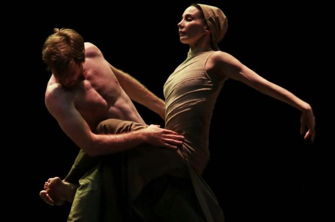 Tamara Rojo, al frente del English National Ballet, en el Teatro del...