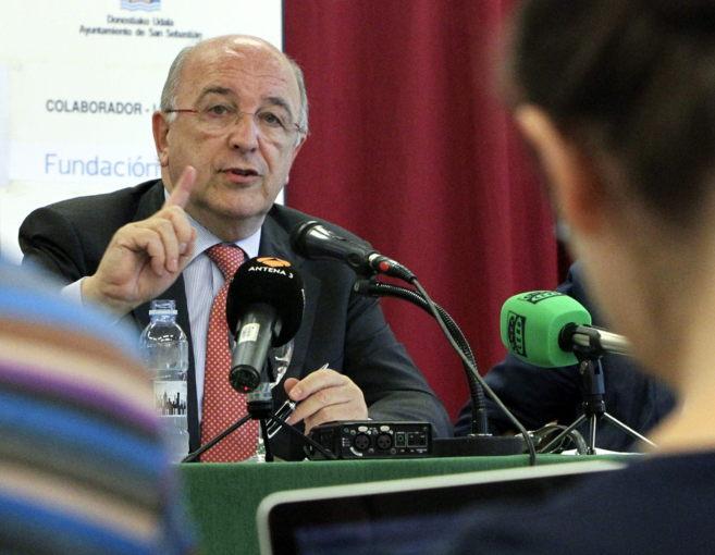 El vicepresidente de la Comisión Europea y Comisario de Competencia...