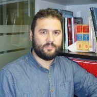 Rubén Ranz, delegado de UGT.