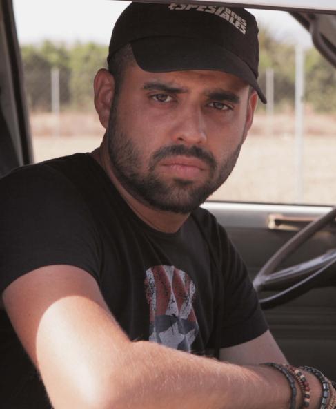 El cineasta ilicitano y director del Festival de Cine Fantástico de...