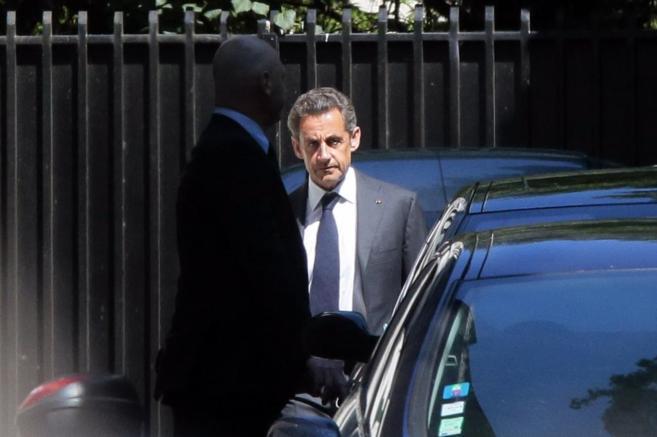 El ex presidente francés, Nicolas Sarkozy.