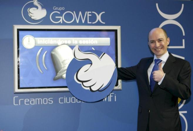 El expresidente de Gowex, Jenaro García.
