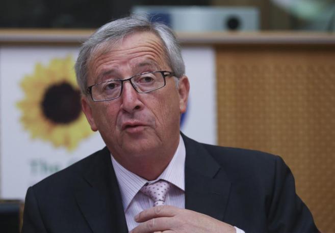 El candidato a presidir la Comisión Europea.