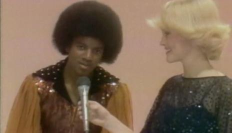 Michael Jackson, en una entrevista del archivo de TVE.