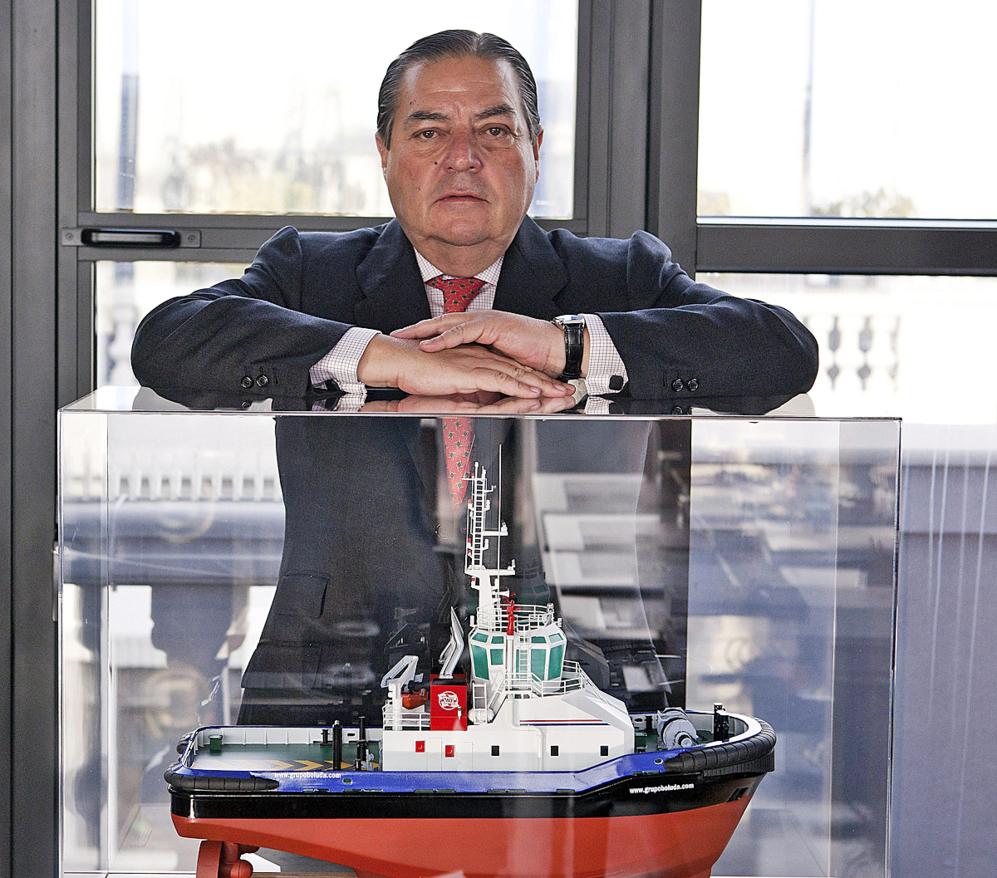 El presidente de la Asociación Valenciana de Empresarios, Vicente...